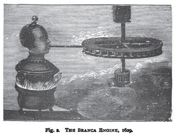 The Branca Engine