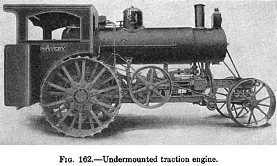 Traction Engine Boilers