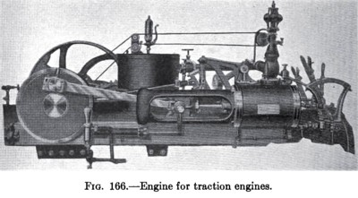 Engine for Traction Engines