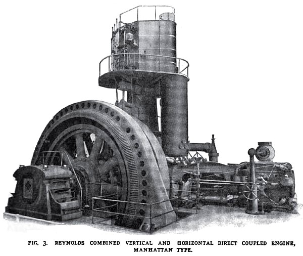 Reynolds Manhattan Type Engine