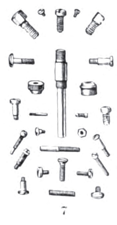 Screw Machine Sample Parts