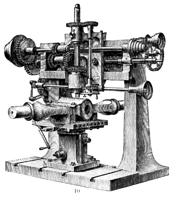 Cotter Drill Machine