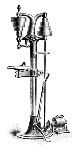 Elliott Drill Press