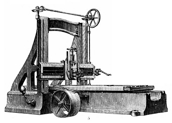 Horizontal Planing Machine