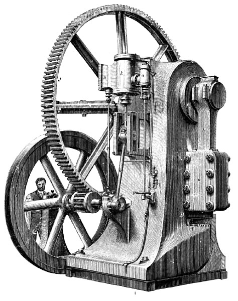 Whitworth's Parallel Shear with Attached Motor