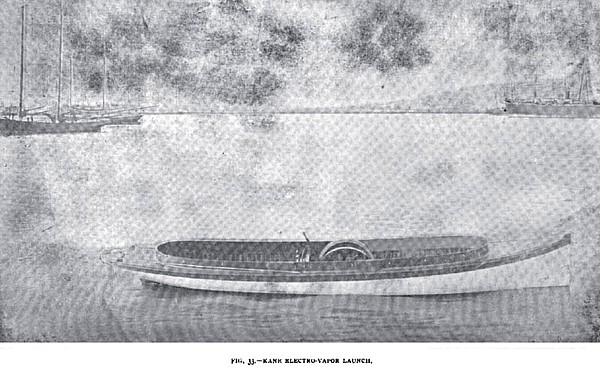 Fig. 33— The Kane Electro-Vapor Launch