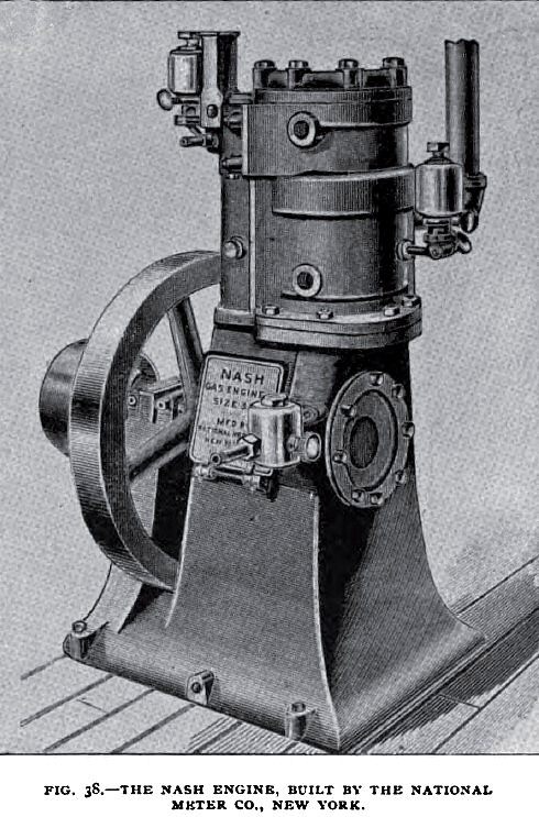 Fig. 38— The Nash Gas Engine