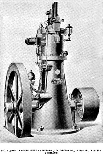 Fig. 113— Grob's Oil Engine