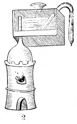Porta's Steam Apparatus