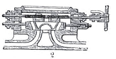 Meyer's Variable Cut-Off Slide Valve