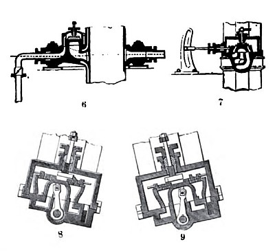 Oscillating Engine Valves