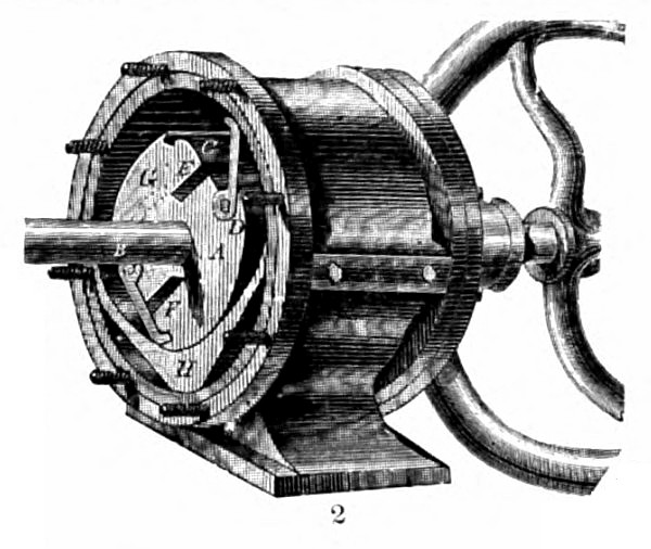 Turner's Rotary Engine