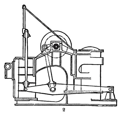"""Grasshopper"" Side Lever Steam Engine"