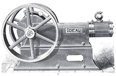 The Ideal Steam Engine