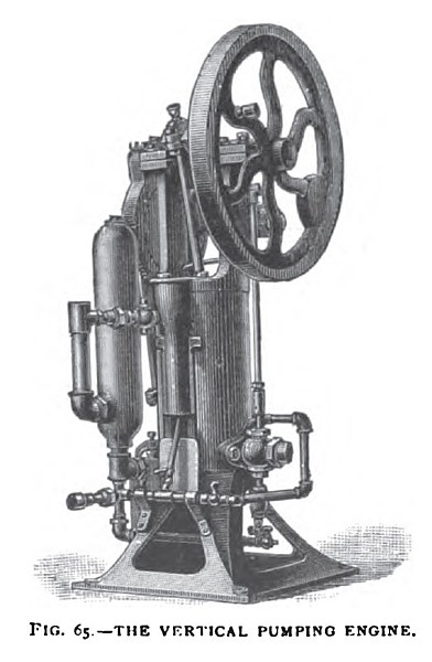 The Vertical Pumping Engine