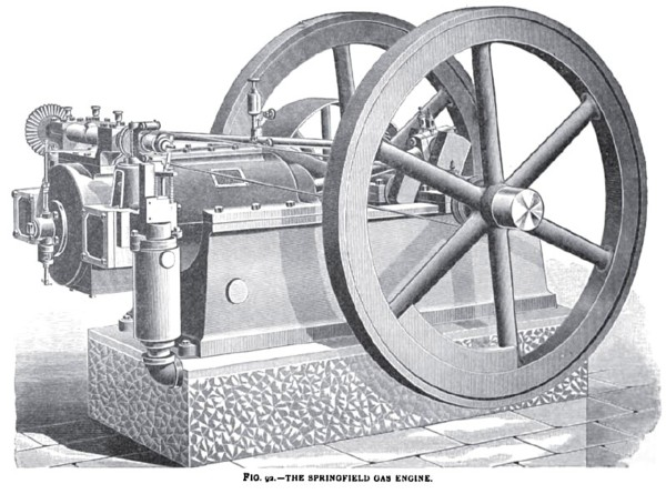 The Springfield Gas Engine