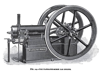 The Fairbanks-Morse Gas Engine