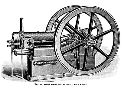 The Fairbanks-Morse Gas Engine, Larger Size