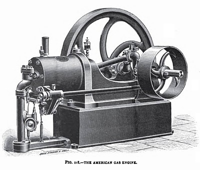 The American Gas Engine