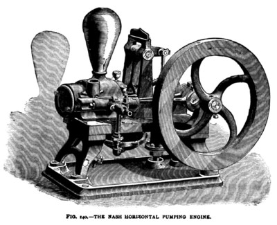 The Nash Horizontal Pumping Engine