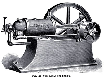 The Climax Gas Engine