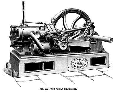 The Facile Oil Engine