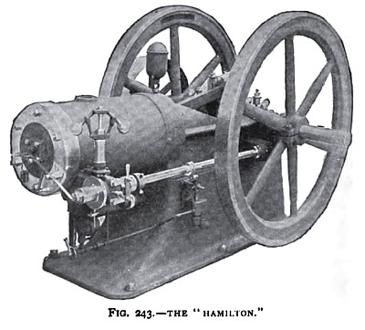 The Hamilton Gas Engine