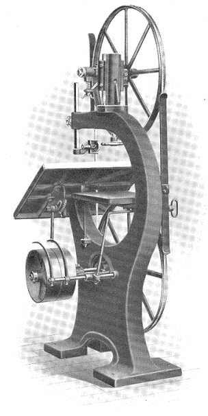 1910 Catalog scan showing shift linkage