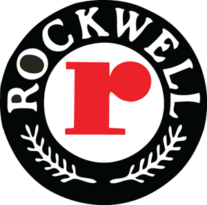 Rockwell Circle Logo 600 dpi - Submitted by Cromulentone