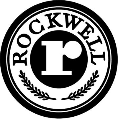 Rockwell Small Decal 1